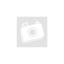 Apple iPhone 6 / 6S Marvel 003 Mintás Szilikon Tok Piros / Króm