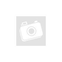 Apple iPhone 12 / 12 Pro Disney Mickey Mouse Mintás Szilikon Tok Üveg Hátlappal Fekete