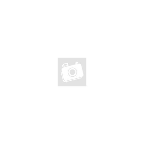 Apple iPhone 7 Plus / 8 Plus Gold Glam Átlátszó Levél Mintás Szilikon Tok