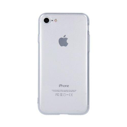 Apple iPhone X / XS Clear Antibacterial Átlátszó Szilikon Tok