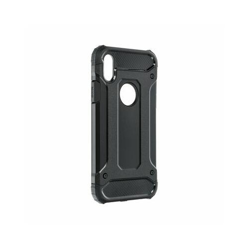 Apple iPhone XR Armor Defender Fekete Színű Műanyag Tok