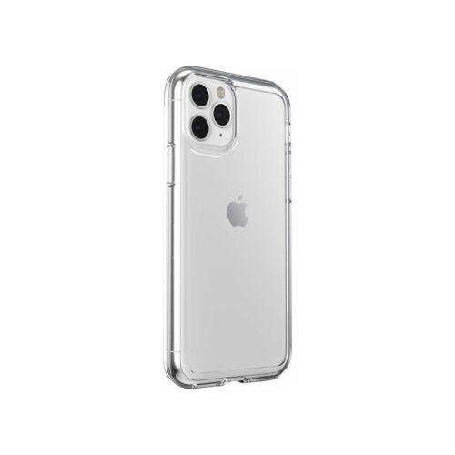 Huawei P40 Lite E Clear Vastag Átlátszó Szilikon Tok