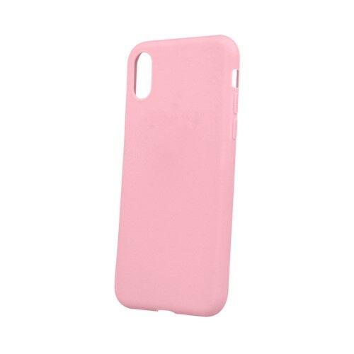 Apple iPhone 11 Pro Matt Rózsaszín Színű Szilikon Tok