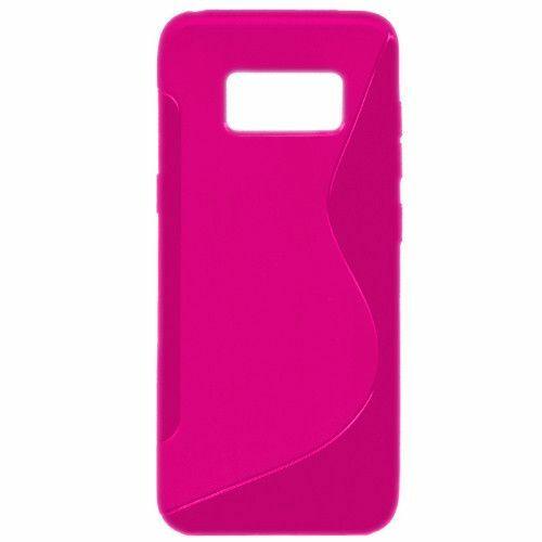 Apple iPhone 5 / 5S / SE S-Line Rózsaszín Színű Szilikon Tok