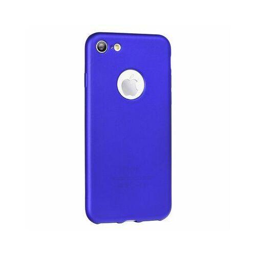 Apple iPhone X / XS Jelly Matt Kék Színű Szilikon Tok